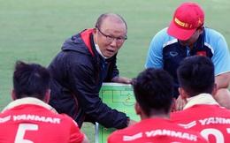 Bật mí món quà HLV Park Hang-seo dành tặng cho tuyển thủ U22 Việt Nam may mắn