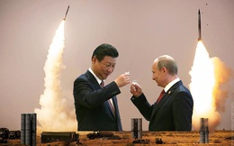 Hé lộ dự án vũ khí bí ẩn giữa Nga-Trung Quốc: Điều bất ngờ gì đang chờ đợi?