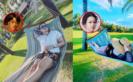 Nhật Kim Anh và Titi (HKT) lộ hình ảnh đi du lịch cùng nhau