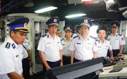 """Cảnh sát biển Việt Nam kiên quyết nói không với những """"viên đạn bọc đường"""