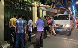 [NÓNG] Công an khám nhà ông Nguyễn Đức Chung, Chủ tịch UBND TP Hà Nội, đưa đi một số thùng tài liệu