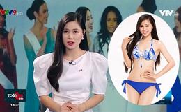 Điều ít biết về nữ MC xinh đẹp, dẫn thời sự trực tiếp trên VTV
