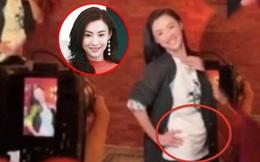 """HOT: Trương Bá Chi tiếp tục mang thai lần thứ 4 ở tuổi 40, vòng 2 to lên trông thấy sau thời gian """"ở ẩn""""?"""