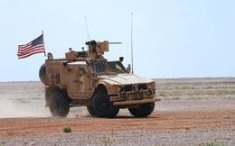 Xe quân sự Nga đâm xe bọc thép Mỹ đang tuần tra tại Syria