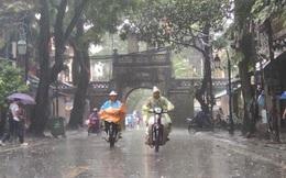 Hà Nội giảm nhiệt, chiều tối có mưa rào và dông
