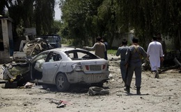 Đánh bom ở Afghanistan, 13 người thiệt mạng