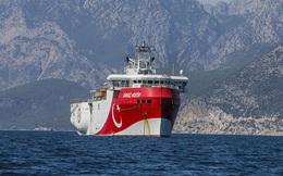 """Tâm bão địa chính trị ở Đông Địa Trung Hải và """"lằn ranh đỏ"""" của Thổ Nhĩ Kỳ"""