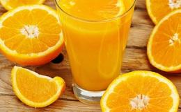 Người bị cao huyết áp nên uống 2 cốc nước cam mỗi ngày vì lợi ích tuyệt vời này!