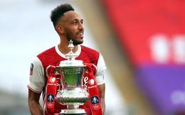 Aubameyang đã chơi trận cuối cùng trong màu áo Arsenal?