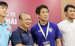 'Kỳ phùng địch thủ' của thầy Park được xin miễn cách ly 14 ngày khi nhập cảnh Thái Lan