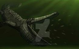 Stomatosuchus inermis: Loài cá sấu cổ đại có thể 'nuốt chửng cả thế giới'