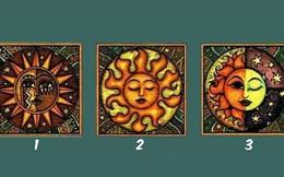Chọn một Mặt trời ấn tượng nhất và nhận thông điệp dành cho bạn trong thời gian tới