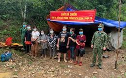 Lạng Sơn: Ngăn chặn 25 người vượt biên giới qua đường mòn