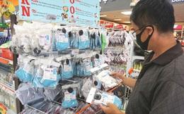 Khẩu trang lại bị đội giá, Saigon Co.op cam kết tung 12 triệu khẩu trang vải kháng khuẩn giá bình ổn