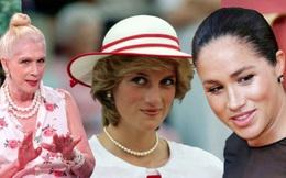 Bạn thân của Công nương Diana thẳng thắn nhận xét về Meghan và nói về sai lầm của Harry khi chọn vợ