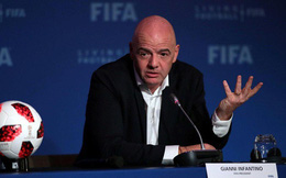 FIFA không điều tra Chủ tịch Infantino