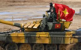 Quá xuất sắc, Việt Nam vào thẳng bán kết Tank Biathlon 2020; Đội tuyển phòng hóa về đích