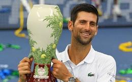 Ngược dòng ngoạn mục, Novak Djokovic giành chức vô địch Cincinnati mở rộng 2020