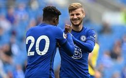 Timo Werner ghi bàn ra mắt, Chelsea vẫn bị Brighton cầm hòa