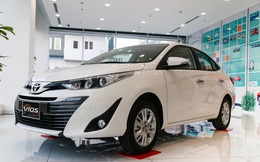 """Toyota Vios tiết kiệm 50 triệu đồng tháng Ngâu, hàng """"nóng"""" biển ngũ quý sang tay lãi 1 tỷ"""