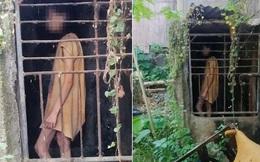 Đi bộ đường dài, nữ du khách ngỡ người phụ nữ bị mắc kẹt trong cái chuồng tồi tàn và sự thật ngoài sức tưởng tượng