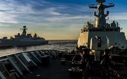 Trung Quốc hạ thủy cùng lúc hai chiến hạm, từ biệt hai tàu khu trục lỗi thời cuối cùng