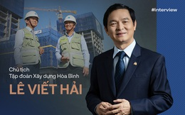 """Cuộc """"truyền ngôi"""" và niềm tin của Chủ tịch Tập đoàn Xây dựng Hòa Bình: Nhà thầu Việt Nam sẽ thay thế Trung Quốc!"""
