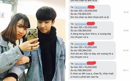 Cô gái nhận hơn 100 triệu từ bạn trai, nguyên nhân được lý giải trong 10 ghi chú