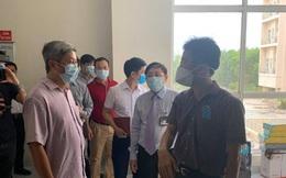 Thứ trưởng Nguyễn Trường Sơn nói về quyết định xin Thủ tướng ở lại Đà Nẵng đến khi hết dịch