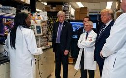 Dự án vắc-xin COVID-19: Điều bất ngờ tháng 10 cho Tổng thống Donald Trump