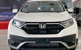 Vừa về đại lý, Honda CR-V 2020 đã được ưu đãi gần trăm triệu, đáp trả Mazda CX-5, đe nẹt Toyota Corolla Cross sắp ra mắt