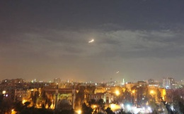Chiến sự Syria: Israel bất ngờ không kích lực lượng Syria, Nga oanh tạc dữ dội Latakia