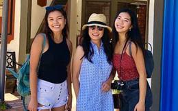 3 mẹ con Hồng Đào rạng rỡ đọ sắc: Cô con gái út 18 tuổi chiếm trọn spotlight vì nhan sắc và chiều cao ấn tượng!