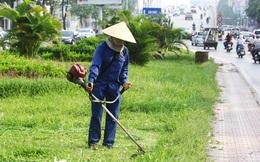 Dọn cỏ làm đồng, người đàn ông bị lưỡi máy phát cỏ chém thủng bụng