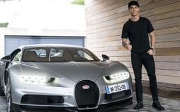 Siêu xe Bugatti Centodieci trị giá 256 tỷ đồng của Ronaldo có gì đặc biệt?