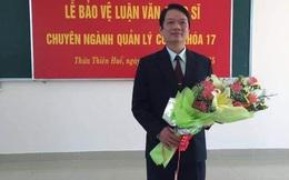 Trưởng Ban Tổ chức Tỉnh uỷ Quảng Ngãi qua đời sau một tháng đột quỵ