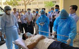 Thêm 2 ca mắc COVID-19 ở Quảng Nam, cả nước có 672 ca