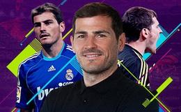 Thủ môn huyền thoại Iker Casillas tuyên bố giải nghệ ở tuổi 39