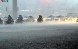 Dự báo thời tiết hôm nay: Các tỉnh vùng núi phía Bắc có mưa rất to