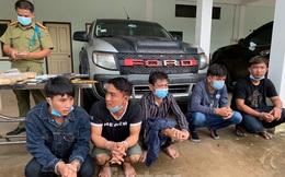 Biên phòng Quảng Trị phá đường dây ma túy xuyên quốc gia cực khủng