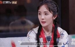 Dương Mịch nhảy lên Hot Search vì tuyên bố: Tại sao tôi phải kể những biến cố của mình cho người khác?