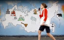 """""""Hướng đi"""" của Nga được xác định theo vị trí địa lý"""