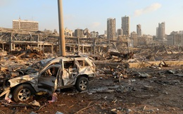 Giới chức quốc phòng Mỹ: Không có dấu hiệu tấn công khủng bố ở Beirut
