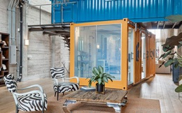 Nhét container vào bên trong một cách tinh tế, chủ sở hữu biến căn nhà kho thành tài sản trị giá 5,5 triệu USD