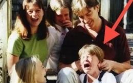 Cười đau ruột khi xem các bức ảnh chụp anh chị em một nhà: Kiểu gì cũng có một nhân vật phá hỏng khuôn hình