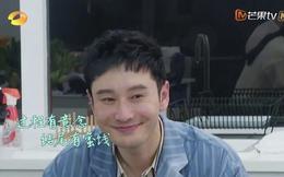 """Sau """"sự cố"""" lộ mặt mộc gây choáng cả Cbiz, Huỳnh Hiểu Minh quyết định khoe nhan sắc thật hoàn toàn trái ngược"""