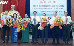 Điều động, bổ nhiệm hàng loạt cán bộ chủ chốt ở Quảng Nam