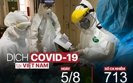Chiều nay, Việt Nam có thêm 41 ca mắc Covid-19 mới; Đà Nẵng phong tỏa, cách ly y tế Bệnh viện Đa khoa Hải Châu