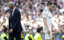 """Bị gạch tên khỏi đại chiến Man City, Bale """"hết đất sống"""" ở Real"""
