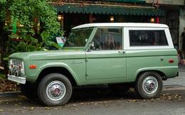 Hàng hiếm Ford Bronco thế hệ đầu tiên bất ngờ xuất hiện tại Hà Nội